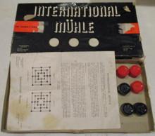 Vintage Board Games - International Muhle - 1966