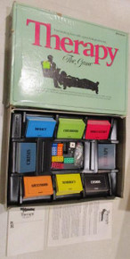 Vintage Board Games - Therapy - 1986