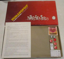 Vintage Board Games - Humanopoly: Facts of Life Game - 1983