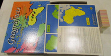 Vintage Board Games - Geografacts: the Game of the World - 1991