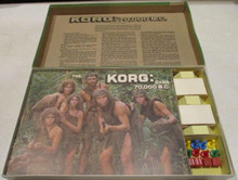 Vintage Board Games - Korg: 70,000 B.C. Game - 1974