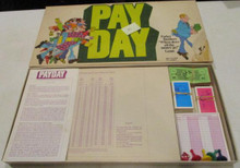 Vintage Board Games - Payday - 1975