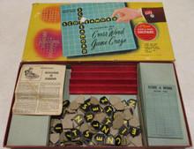 Vintage Board Games - Scoreword - 1953