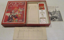 Vintage Board Games - Facts in Five - 1976
