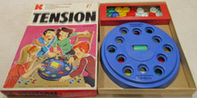 Vintage Board Games - Tension - 1970