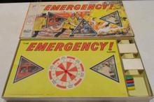 Vintage Board Games - Emergency Game, The - 1974