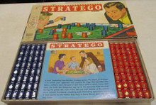 Vintage Board Games - Stratego - 1970