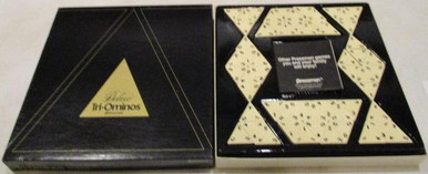 Vintage Board Games - Deluxe Tri-ominos - 1978