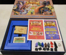 Vintage Board Games - Key to the Kingdom - 1992