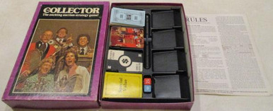 Vintage Board Games - Collector - The Rare Item Auction Game - 1977