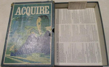 Vintage Board Games - Acquire - 1966