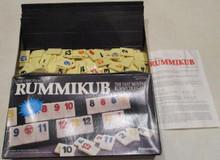 Vintage Board Games - Rummikub - 1990
