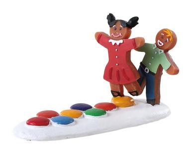 72564 - Hopscotch - Lemax Sugar N Spice Figurines