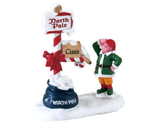 72570 - Merry Mailbox - Lemax Figurines