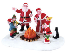 73332 - Christmas Celebration - Lemax Table Pieces
