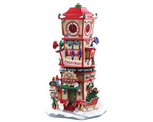73333 - Countdown Clock Tower - Lemax Sugar N Spice Accessories