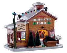 75257 - Henry's Christmas Tree Farm - Lemax Harvest Crossing