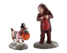 82563 - Double Trouble, Set of 2 - Lemax Spooky Town Figurines