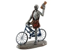 82568 - Spookytown News! - Lemax Spooky Town Figurines