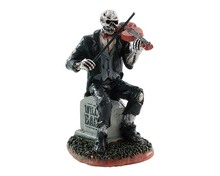 82575 - Serenading the Dead - Lemax Spooky Town Figurines