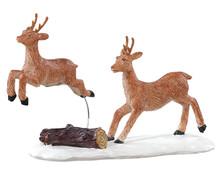 82586 - Prancing Reindeer - Lemax Figurines