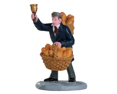 82590 - Bread Peddler - Lemax Figurines