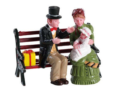 82607 - Baby's First Christmas - Lemax Figurines