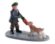 82608 - Tug of War - Lemax Figurines