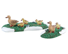 82612 - Ducks, Set of 2 - Lemax Figurines