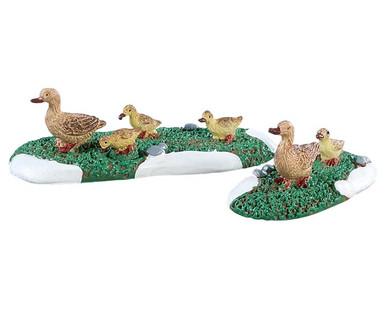 82612 - Ducks, Set of 2 - Lemax Figurines