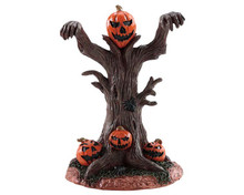83342 - Evil Pumpkin Tree - Lemax Spooky Town Accessories