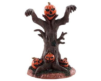 83342 - Evil Pumpkin Tree - Lemax Spooky Town Accessories