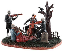 83345 - Moonlight Sonata - Lemax Spooky Town Accessories