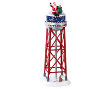 83353 - Holiday Tower - Lemax Table Pieces