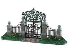 83372 - Victoria Park Gateway - Lemax Table Pieces