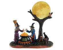 84335 - Full Moon Moonshine, Battery-Operated (4.5v) - Lemax Spooky Town Accessories