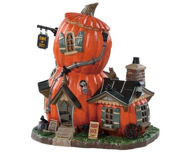 85310 - Squash Shack - Lemax Spooky Town Houses