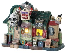 85311 - Monster Hunting Supplies - Lemax Spooky Town Houses