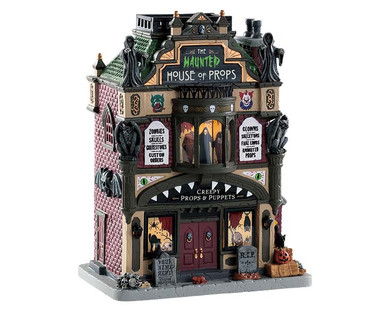 85312 - The Haunted House of Props - Lemax Spooky Town Houses