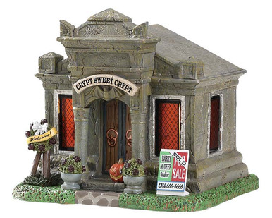 85313 - First Time Buyers - Lemax Spooky Town Houses