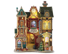 85316 - Ye Olde Cobblestone Road, Battery-Operated (4.5v) - Lemax Facades
