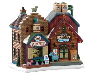 85326 - Create a Reindeer - Lemax Vail Village