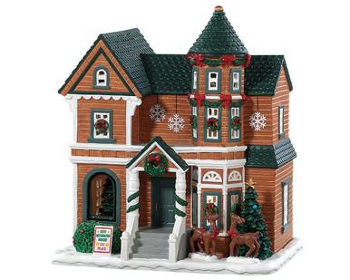 85350 - The Millers House - Lemax Caddington Village