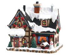85351 - Cozy Christmas Eve - Lemax Caddington Village