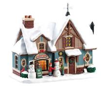 85356 - Snow Day! - Lemax Caddington Village