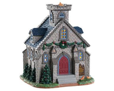 85357 - St. Constantine Cathedral - Lemax Caddington Village