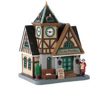 85368 - Village Town Hall - Lemax Caddington Village