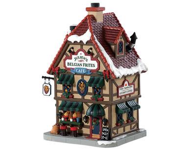 85371 - Julien's Belgian Frites Café - Lemax Caddington Village