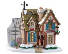 85374 - Emma's Cottage - Lemax Caddington Village