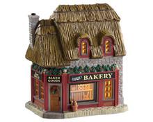 85416 - Beaman's Bakery - Lemax Caddington Village